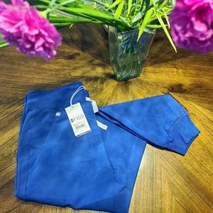 BNWT Figs Limited Edition Winning Blue Pants